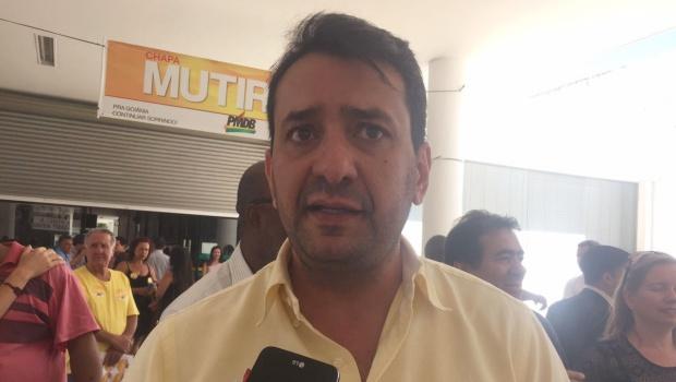 Carlos Junior vence eleição do diretório metropolitano do PMDB