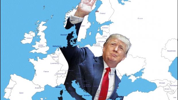 Jovens querem a criação dos Estados Unidos da Europa
