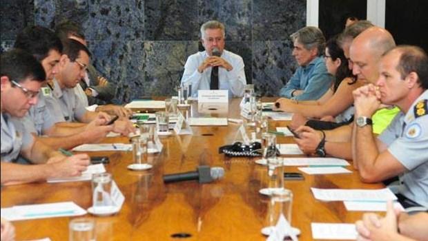 Comissão permanente discute planejamento do carnaval 2018 no DF
