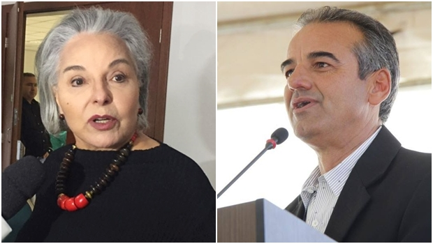 "Iris Araújo estaria ""arrepiada"" com Daniel Vilela devido a ""candidatura"" de Humberto Machado"