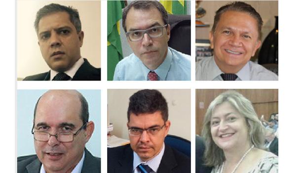 Listão dos advogados mais cotados para disputa de cargo de desembargador