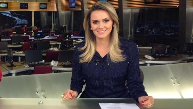 Record TV Goiás estreia novo telejornal matutino