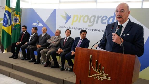 Governo lança Plano Progredir com objetivo de emancipar beneficiários do Bolsa Família