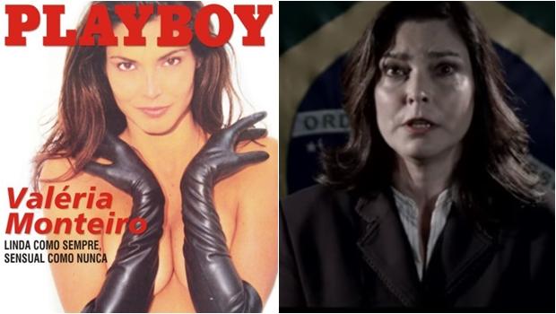 Ex-capa da Playboy, Valéria Monteiro lança candidatura à presidência da República