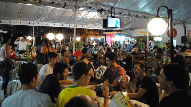Parque Cascavel ganha novo Food Park com cardápio exclusivo