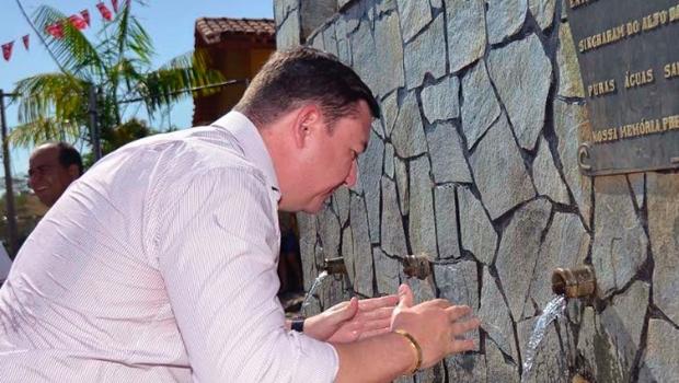 """""""Operação de novo sistema vai normalizar abastecimento de água"""", garante Vitti"""