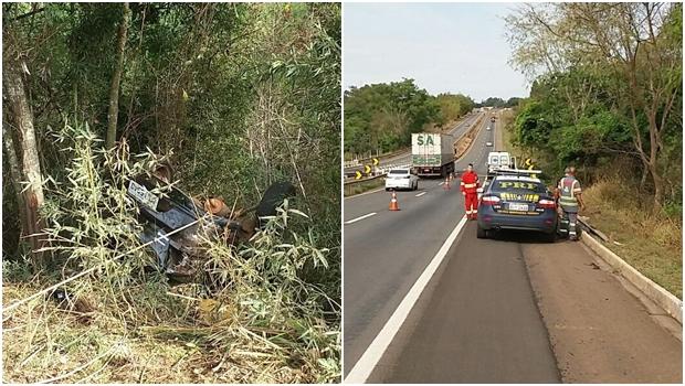 Irmãos morrem e mãe fica gravemente ferida em acidente na BR-060