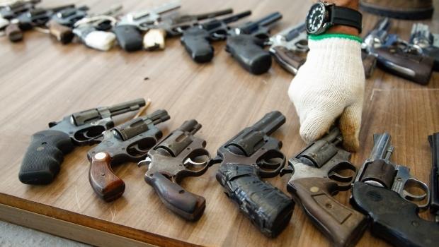 Michel Temer veta uso de armas de fogo por agentes de trânsito