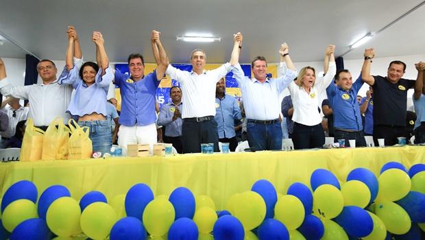 Cidade Ocidental sedia 14º Encontro Regional do PSDB