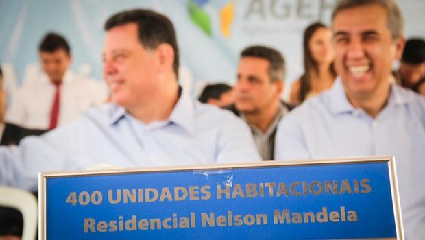 Marconi Perillo entrega 400 apartamentos a famílias contempladas