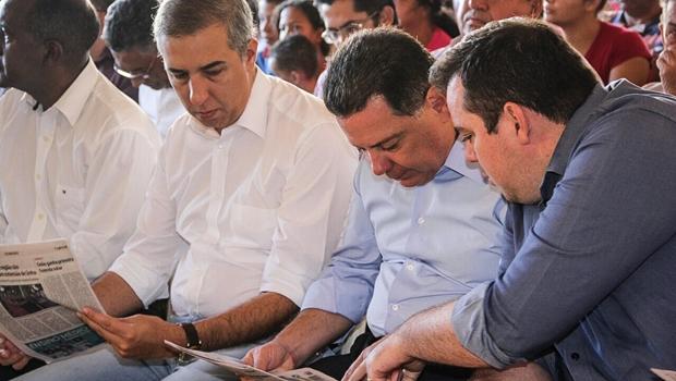 Entenda por que Gustavo Mendanha pode não repetir o Marconi Perillo de 1998