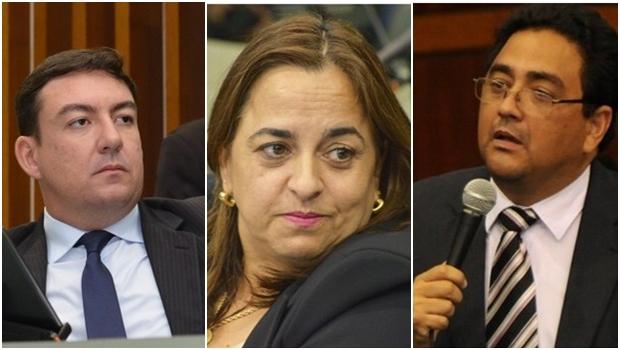 Talles Barreto, Eliane Pinheiro e José Vitti podem ser os mais bem votados em 2018