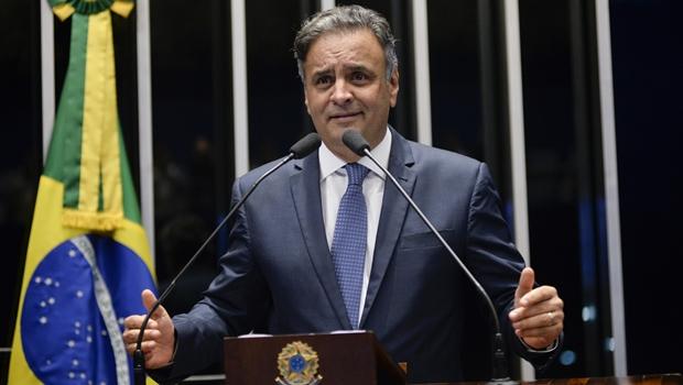 Relator do PSDB vai pedir pela rejeição do processo de expulsão de Aécio Neves