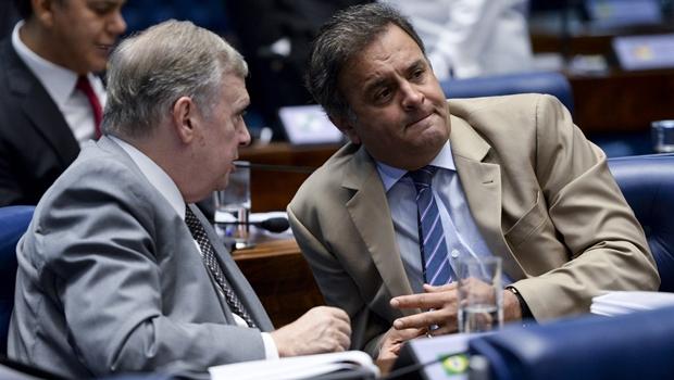 Tasso Jereissati diz que Aécio não tem condições de comandar PSDB e defende renúncia