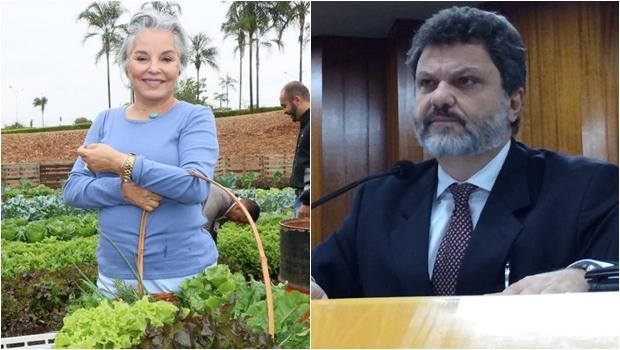 """Secretário diz que Dona Iris é """"perseguida"""" só porque aparece em fotos da prefeitura"""