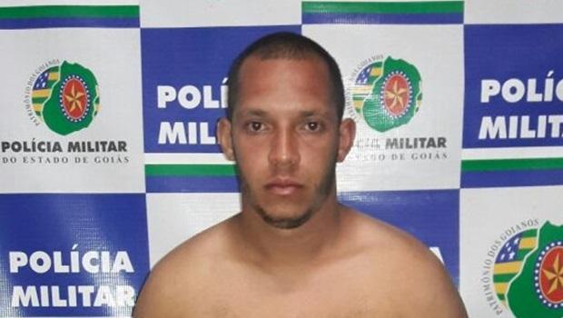 Homem é preso em flagrante por estupro na região metropolitana de Goiânia