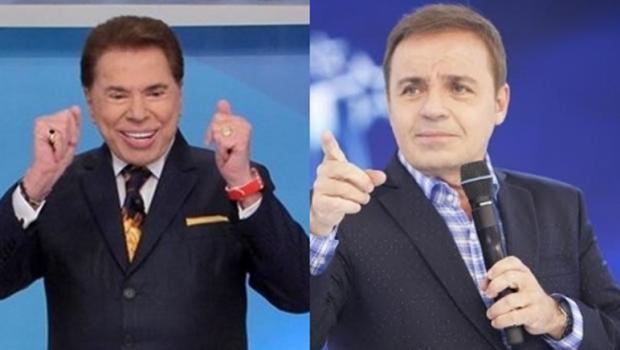"""Sílvio Santos diz """"pegaria"""" Gugu, mas declaração é cortada pelo SBT"""