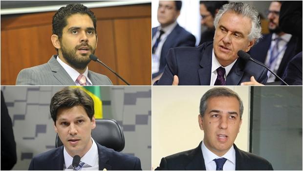 Lincoln Tejota diz que parte do PMDB fica com Zé Eliton e parte com Ronaldo Caiado