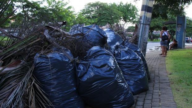 Grandes geradores de lixo voltam a ser responsáveis pela própria coleta