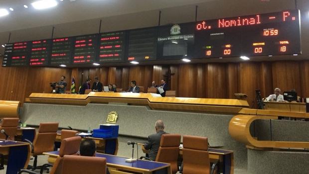 Pedido de vista impede votação de decreto que susta desapropriação no Botânico