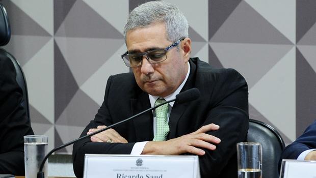 Ex-diretor da J&F, Ricardo Saud se nega a falar na CPMI da JBS