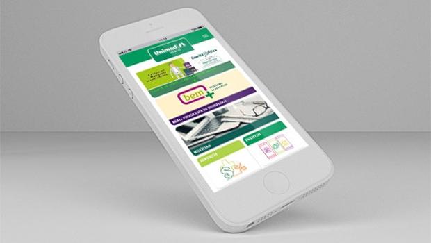 Unimed lança aplicativo para profissionais cooperados