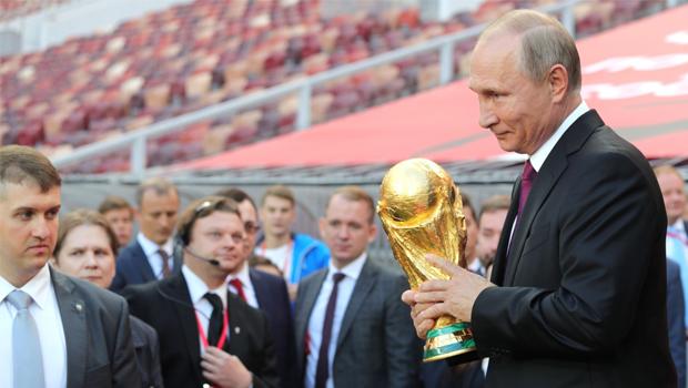 O que esperar  da Copa da Rússia?