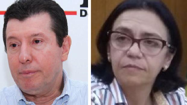 Deputado do PMDB diz que Fátima Mrué é a pior secretária da Saúde da história de Goiânia