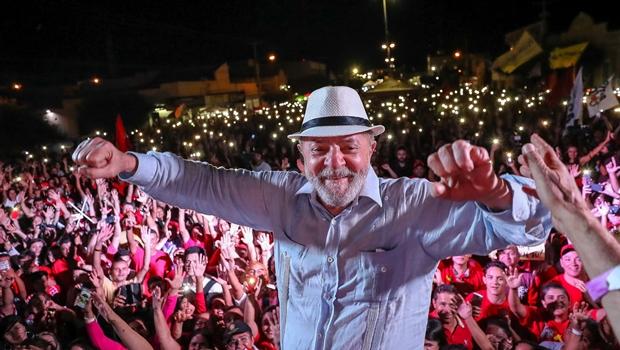 Lula mantém hegemonia na Bahia e seria eleito presidente no primeiro turno