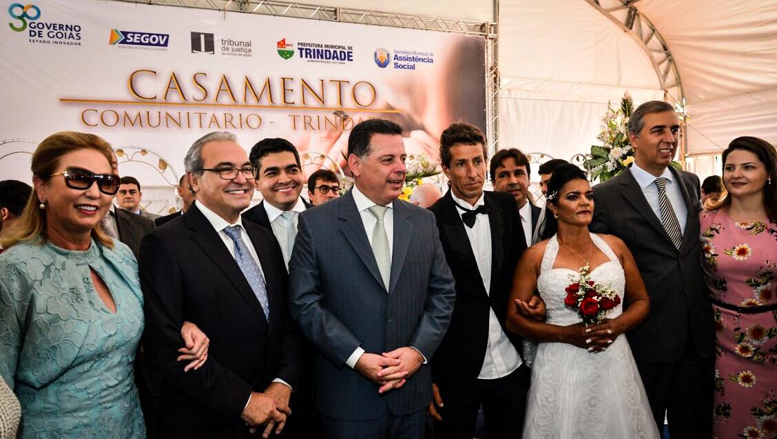 Prefeito de Trindade agradece a Marconi as parcerias que ajudam a melhorar o município