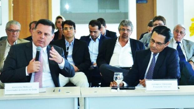 Governo e setor produtivo negociam com TCE alternativas à redução de benefícios fiscais