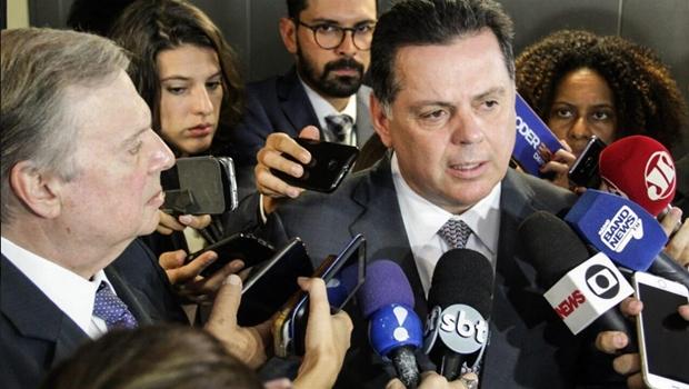 """Marconi Perillo é tido como candidato da """"pacificação"""" do PSDB nacional"""