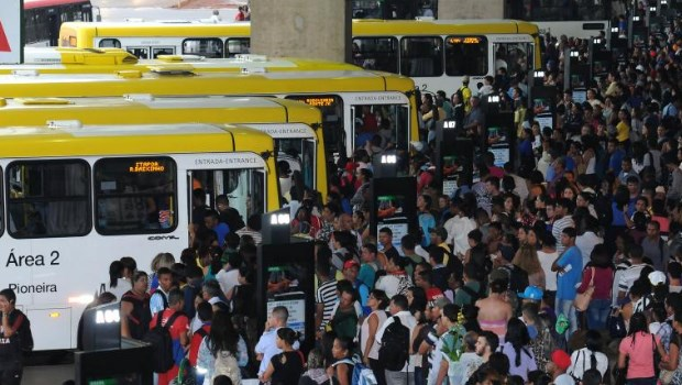 Lei do DF torna preferenciais todos os assentos do transporte público