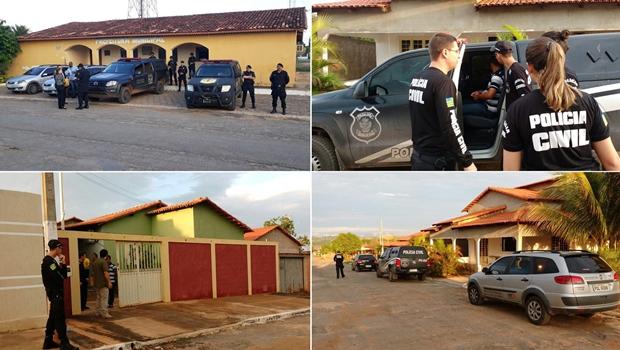 MP deflagra operação em Divinópolis e prende servidores públicos e empresários