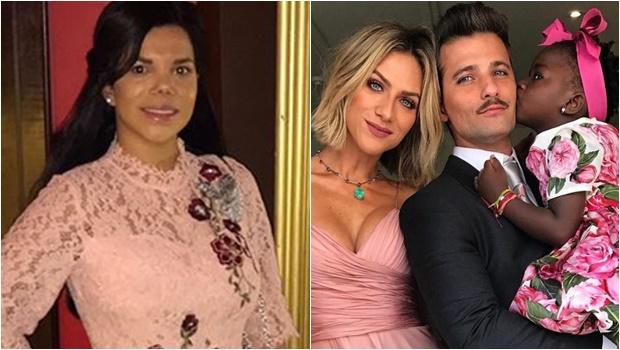 """Socialite que chamou filha de Bruno Gagliasso de """"macaca"""" diz que não vai se desculpar"""