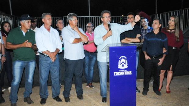Governador destaca o agro tocantinense