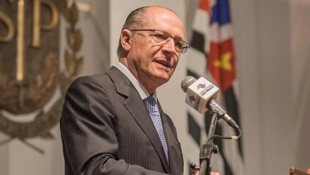 DEM oficializa apoio à candidatura de Geraldo Alckmin