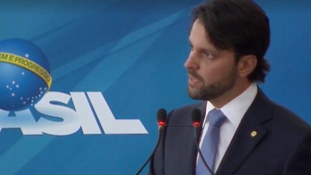 Baldy fica no Ministério das Cidades e não disputa mandato de deputado