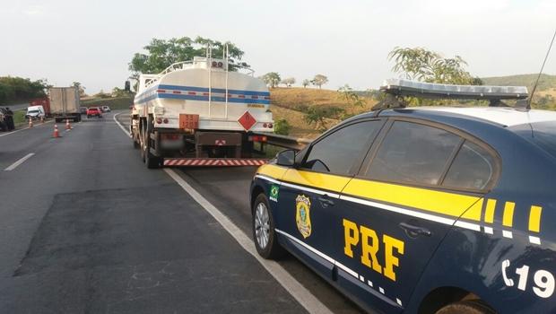 Infrações identificadas pela PRF em Goiás ultrapassam 2 mil casos no feriado
