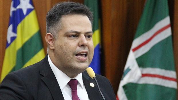 Partido Verde banca deputado Eduardo Prado para prefeito de Goiânia