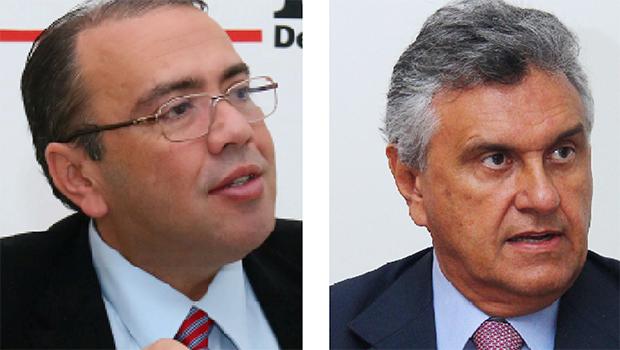 Sem Daniel Vilela, Ronaldo Caiado deve bancar Eduardo Machado para seu vice