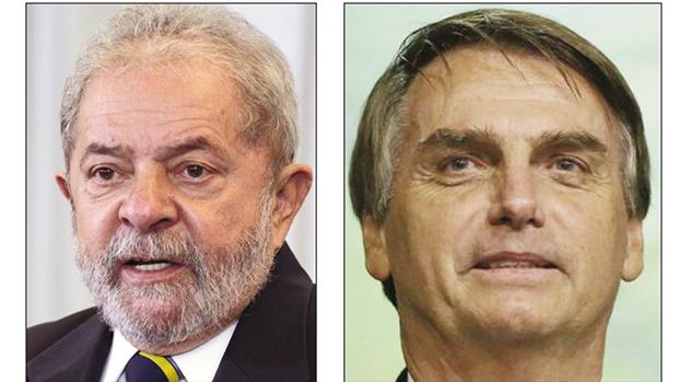 Pesquisa revela que Bolsonaro ganha de Lula da Silva em Brasília