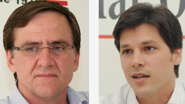 Daniel Vilela e Antônio Gomide abrem diálogo entre MDB e PT. Mas petismo deve lançar candidata
