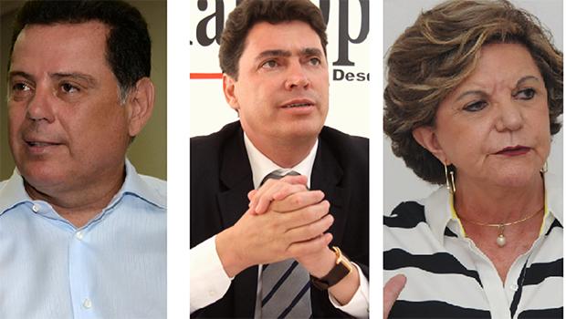 Base governista pode ter três candidatos a senador em 2018