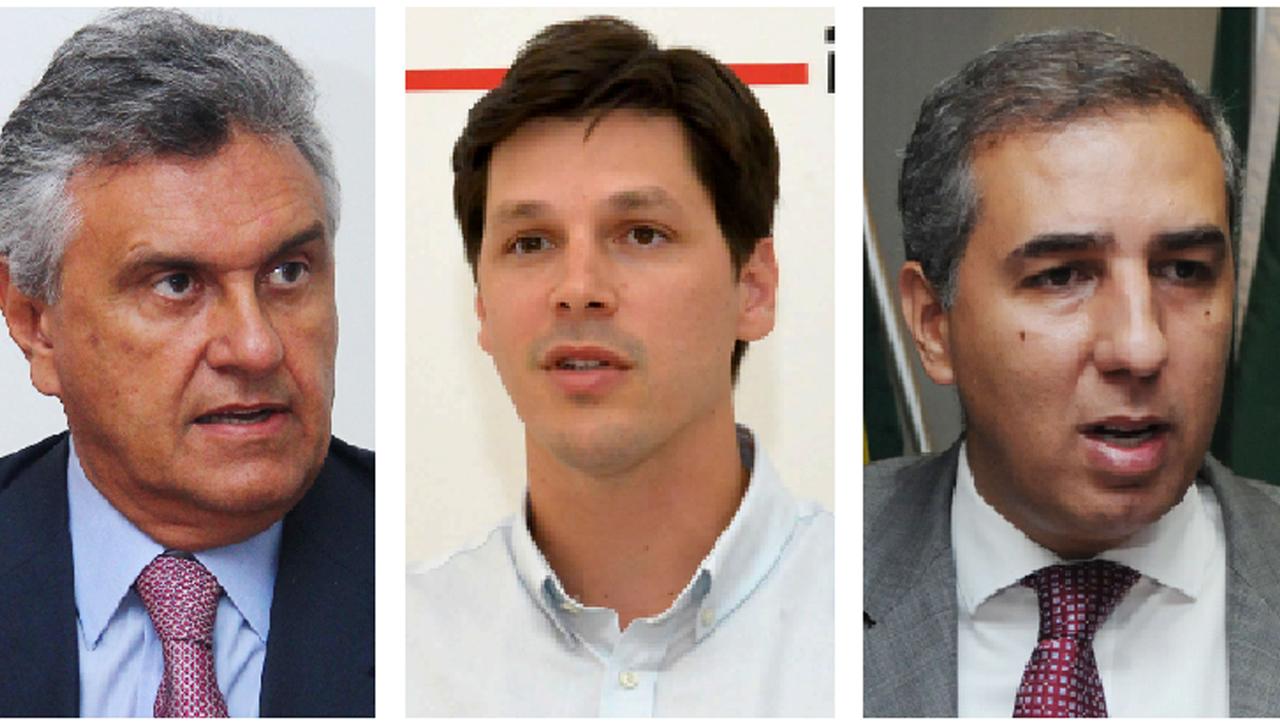 Ronaldo Caiado descarta Daniel Vilela e começa a polarizar com José Eliton