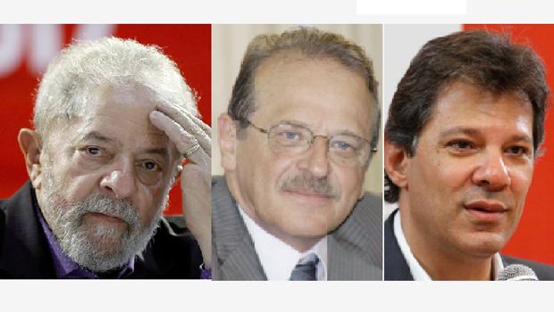 Plano B do PT para presidente é Fernando Haddad ou Tarso Genro