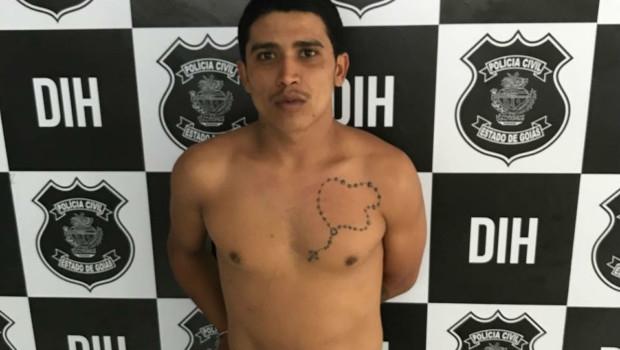 Homem é preso suspeito de matar ex da namorada por ciúmes em Goiânia