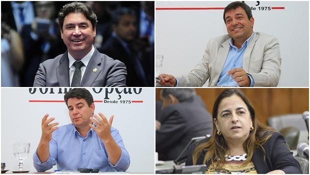 Wilder Morais firma-se como o candidato dos prefeitos a senador