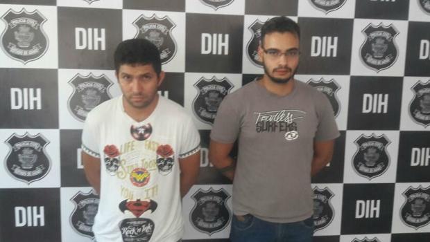 Dois homens são presos suspeitos de matar motorista por engano durante briga com travestis