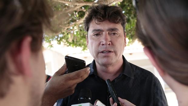 """""""Está definido: serei candidato a senador"""", garante Wilder Morais"""
